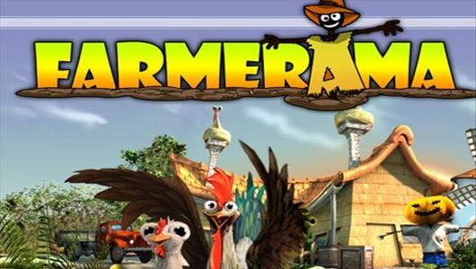 gra przeglądarkowa farmerama