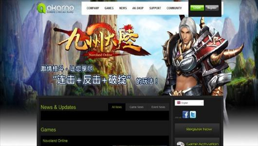 gry mmo nowoland online