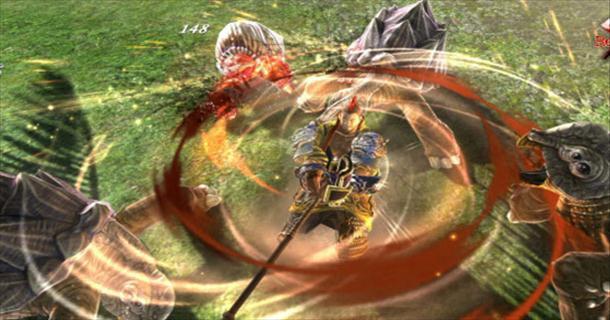 gry mmo red blood online