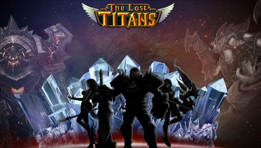 gry mmo the lost titans