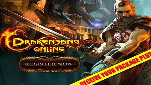paczki do gry drakensang online