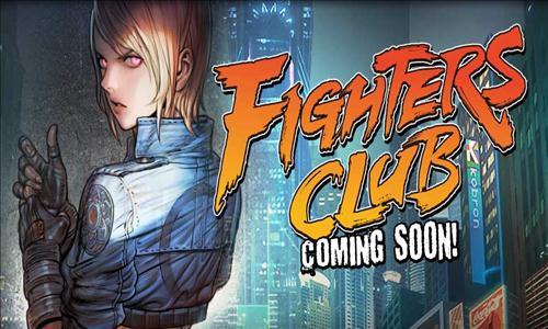 fighters club nadchodzi po angielsku