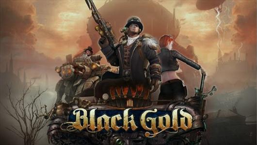Bonusy z okazji OBT Black Gold Online