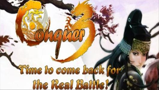 gry mmorpg Conquer Online 3.0