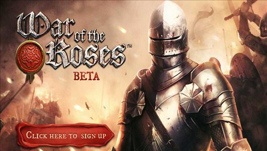 gry mmorpg war of the roses
