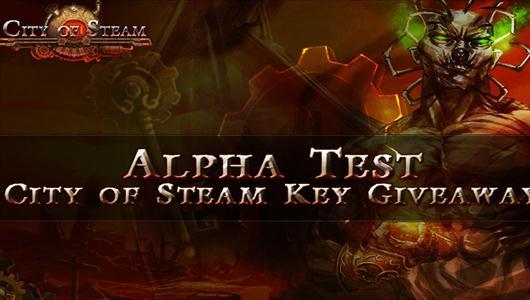 klucze do alphy city of steam