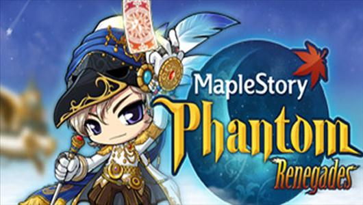 Phantom jako chińska odmiana Zorro w MapleStory