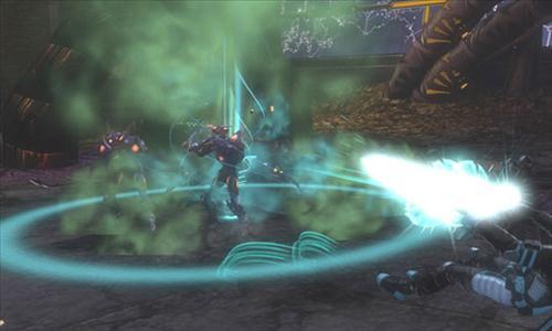 Aktualizacja gry mmo DC Universe Online