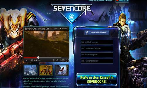 Sevencore trailer z okazji otwartych testów beta