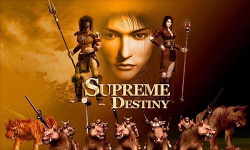 gry mmorpg supreme destiny closed beta