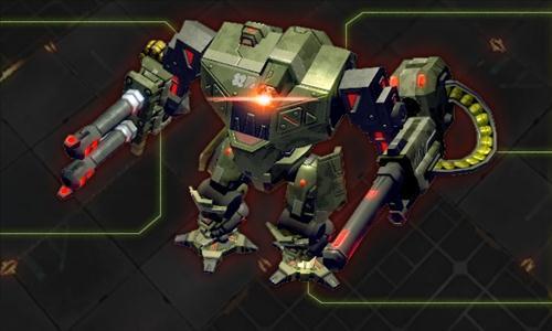 robot rising facebook game