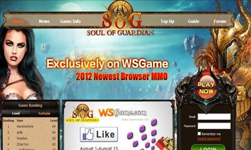 Soul Of Guardian łączy swoje serwery