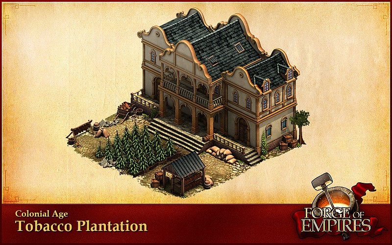 forge of empires kolonialny wiek 1