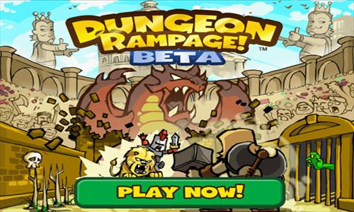 gra mmo dungeon rampage