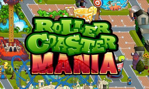 gra na nk Rollercoaster Mania 001