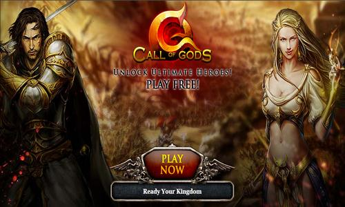 gry mmo call of gods