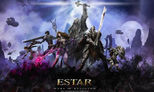 gry mmo estar online