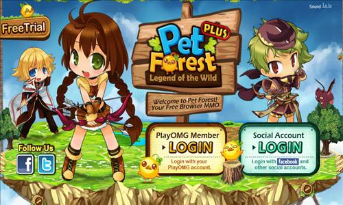 Pet Forest