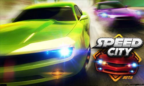 speed city facebook game