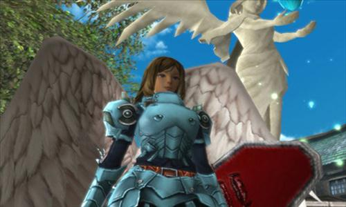 war of angels mmo