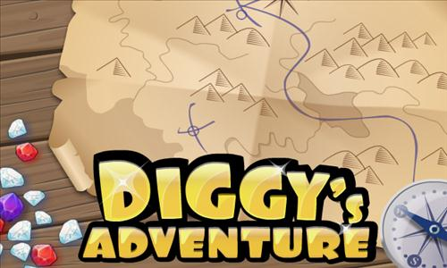 Poradnik do Diggy's Adventure na Facebooku