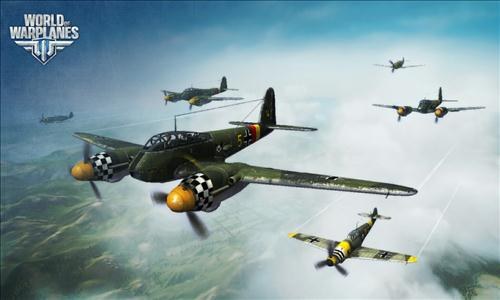 World of Warplanes wprowadza aktualizację 0.3.4