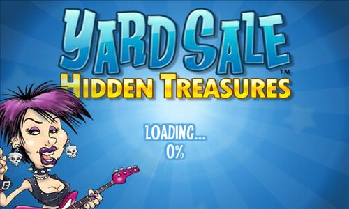 Yard Sale Hidden Treasures