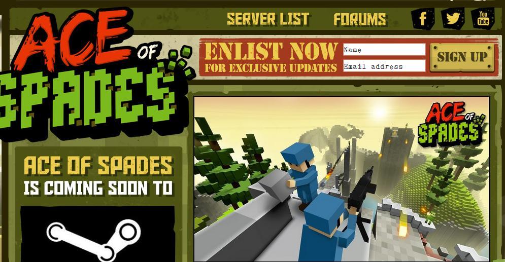 Ace of Spades: Kolejny klockowy shooter ala Minecraft