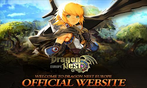 dragon nest europe premiera strony
