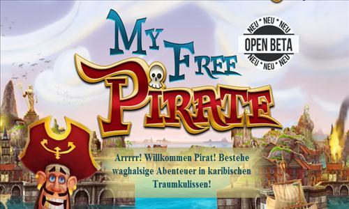 my free pirate open beta
