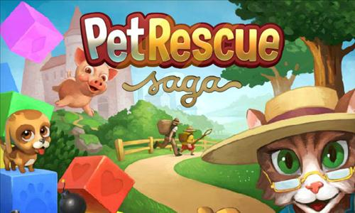 Darmowe 15 000 monet do Pet Rescue Saga!
