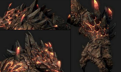 Project Gigantic: Czyli wielkie potwory i roboty?