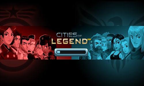 Cities of Legend