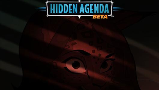 hidden agenda intro