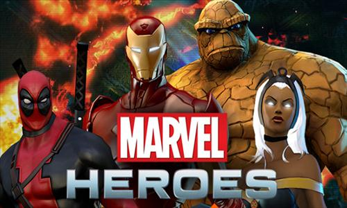 Klucze do darmowych postaci w Marvel Heroes