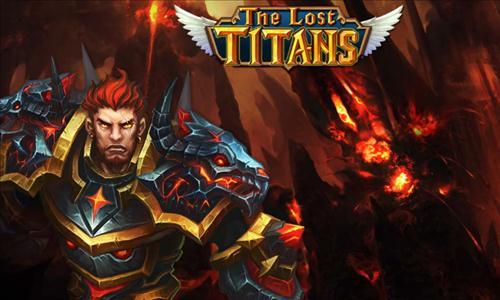 the lost titans mmorpg 1