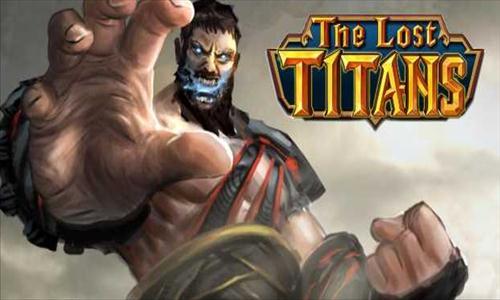 the lost titans mmorpg