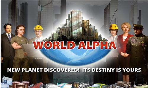 world alpha