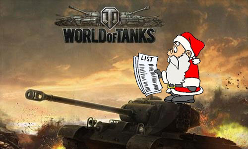 World of Tanks: Kod bonusowy od Mikołaja