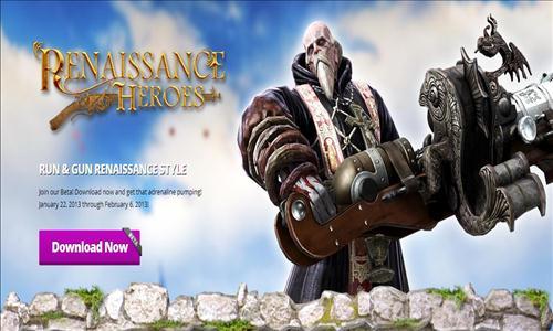 Reneissance Heroes