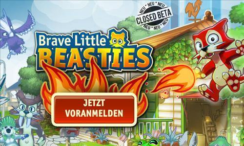 Fuzja/Łączenie bestyjek w Brave Little Beasties