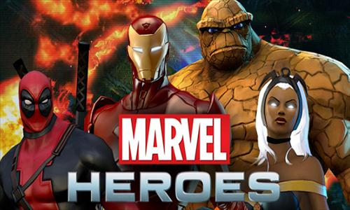 marvel heroes mmo