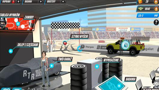 Race Track Rivals 002