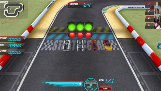 Race Track Rivals 003