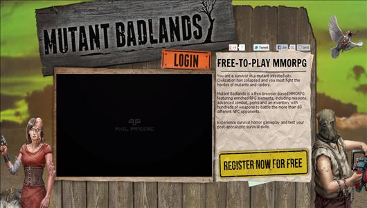 Mutant Badlands: Start OBT i nowa nazwa!