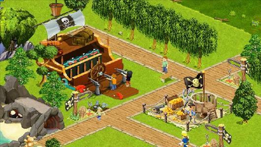 my fantastic park bitwa morska