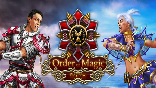 order of magic