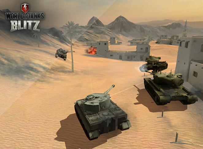 World of Tanks Blitz 002