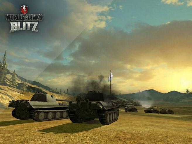 World of Tanks Blitz niedługo trafi na Androida