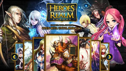 heroes of the realm